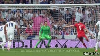 Robert Lewandowski Penalty Goal   Real Madrid vs Bayern Munich 0 1   Champions League 18042017 HD