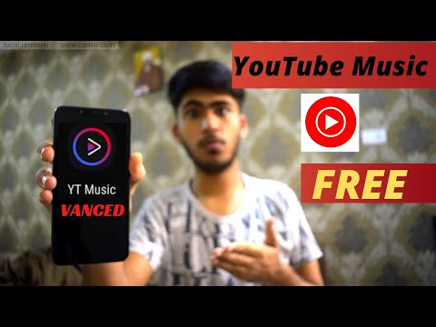 Youtube Music Vanced 2021 | How To Download Youtube Music For Free In Android | Hindi