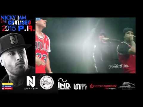 Tumba la casa Remix en vivo - Alexio ft Nicky Jam, Daddy Yankee, Arcangel y De la Ghetto