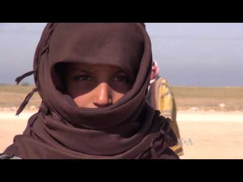 Mosul Refugees Talk About Life Under IS