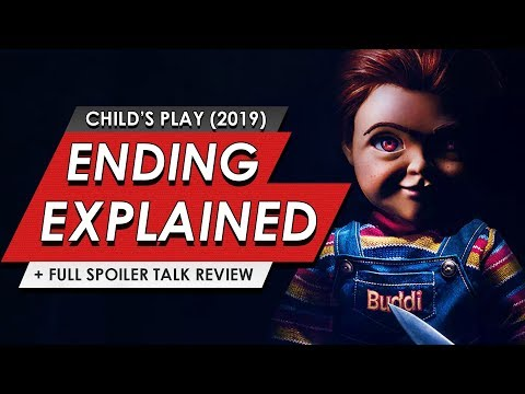 Child's Play (2019) Ending Explained + Full Spoiler Talk Review Of The Chucky Movie