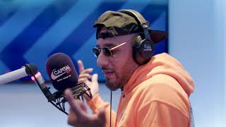 Swizz Beatz Drops A Fire Freestyle On The Norte Show