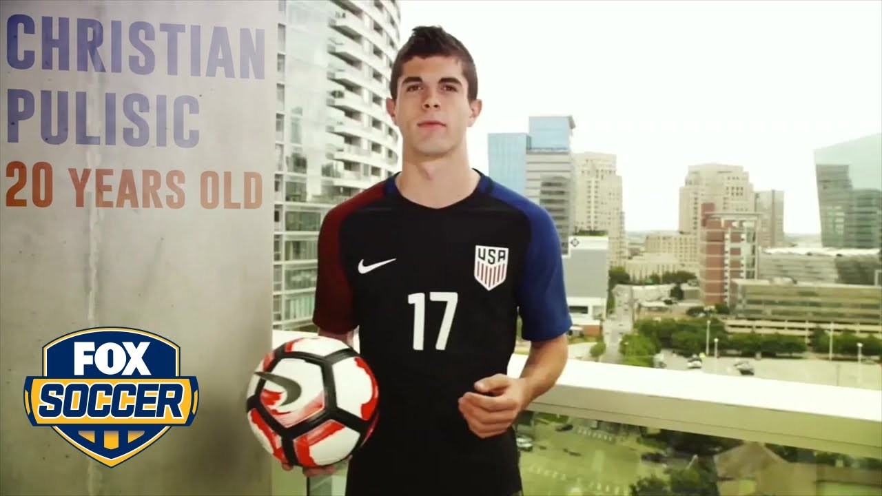 Happy 20th birthday Christian Pulisic | FOX SOCCER