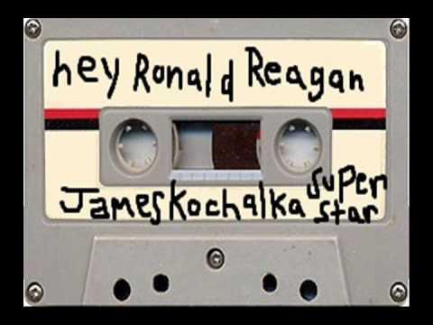 Hey, Ronald Reagan - James Kochalka Superstar