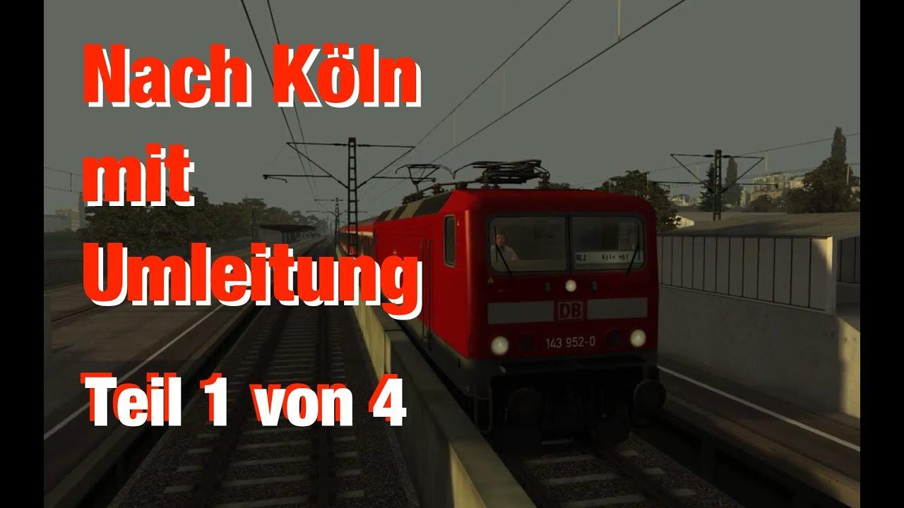 Umleitung Köln