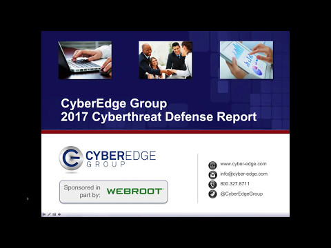 CyberEdge Defense Report Results Review