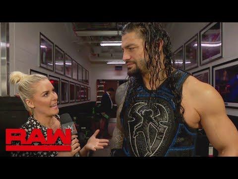 Roman Reigns isn't worried about Braun Strowman: Raw, Aug. 20, 2018
