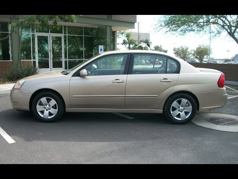 2006 Chevrolet Malibu 4dr Sdn LT Loaded Bad Credit Ok PR1170