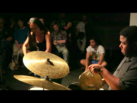 Jen Shyu & Tyshawn Sorey - at The Stone, NYC - Aug 3 2014
