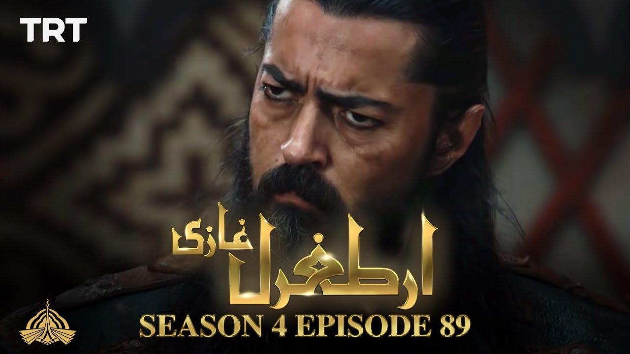 Ertugrul Ghazi Urdu | Episode 89| Season 4