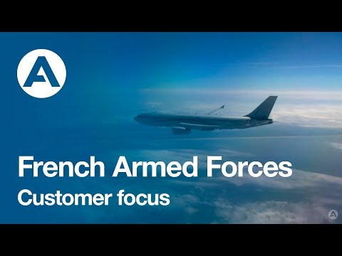 French Armed Forces - Customer Focus