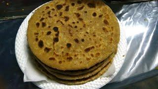 CHANE KI DAL KA PARATHA | quick and easy recipe |