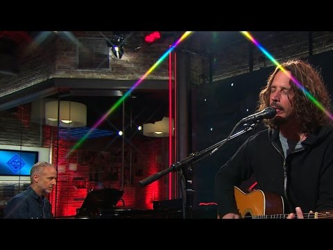 """Saturday Sessions: Chris Cornell performs """"Higher Truth"""""""