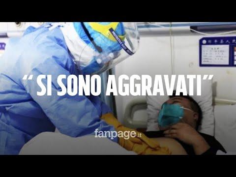 Coronavirus Italia: Si Aggravano Le Condizioni Dei Turisti Cinesi, Undici Pazienti Sospetti