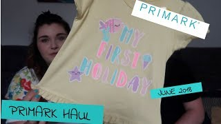 PRIMARK HAUL! | THE THOMAS WAY