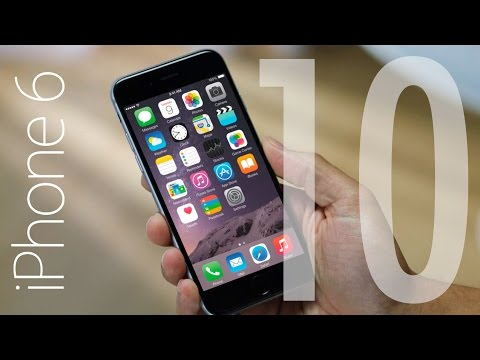 Top 10 iPhone 6 New Features!