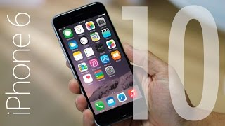Top 10 iPhone 6 New Features! thumbnail