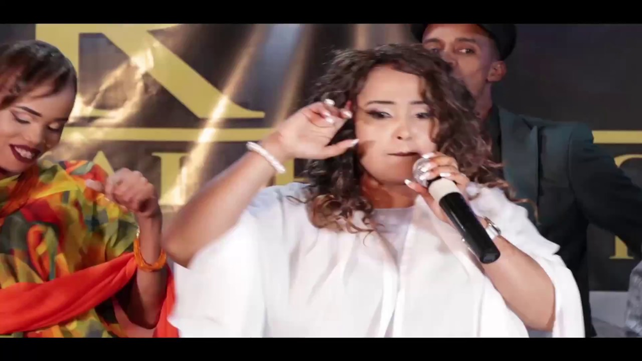 HEESTA MAANDHAW SAMSAM SHARAF NEW SONG LIVE SHOW 2018 HD