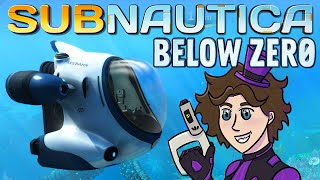 Die Seebahn! | SUBNAUTICA BELOW ZERO (Part 6)