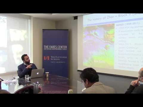 "HARVARD Univ. Η.Π.Α., Κ. Παπαλουκάς: Τα Κοιτάσματα της Ανατ. Μεσογείου και το Αίνιγμα ""ΖΟΡ"""