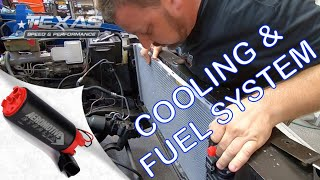 Sorting Out The Fuel And Cooling Systems For The New L83 Engine!