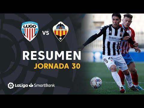 Lugo Castellon Goals And Highlights