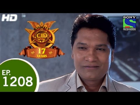Thumbnail: CID - सी ई डी - Episode 1208 - 27th March 2015