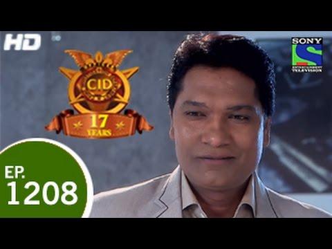 CID - सी ई डी - Episode 1208 - 27th March 2015