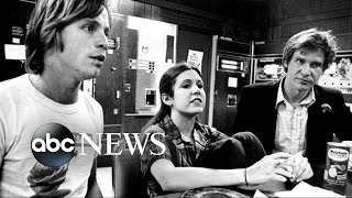 Carrie Fisher Dead at 60 | The Actress' Place in Film History