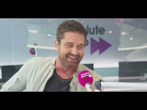 Gerard Butler on Hunter Killer, life on a submarine and not being great in a real life crisis