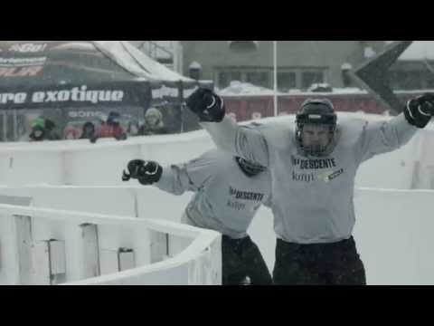 A Weekend of Extreme Sports for Kijiji at the 2014 Red Bull Crashed Ice