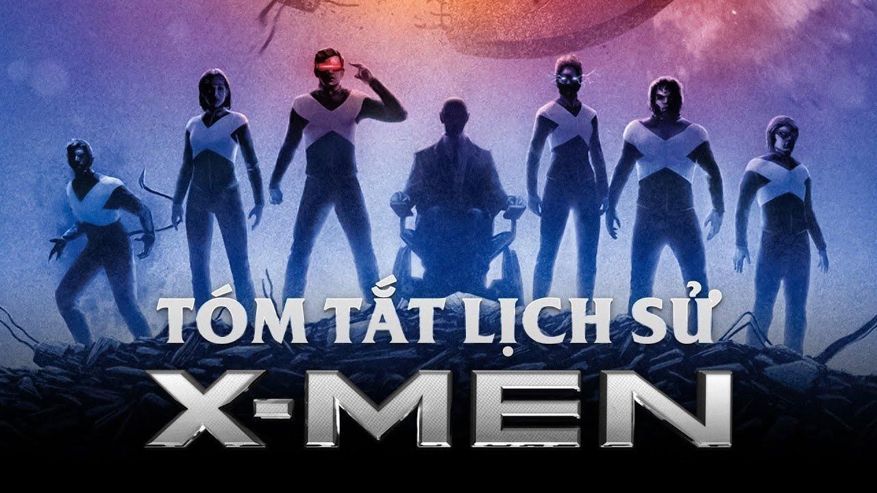 Download TOÀN BỘ VŨ TRỤ X-MEN