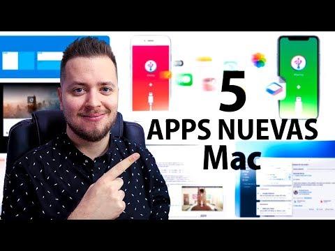 Las 5 mejores APPS NUEVAS para tu Mac