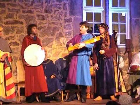 Palästinalied - 8 Sänger & Musiktheater Dingo