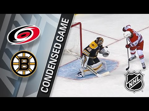 02/27/18 Condensed Game: Hurricanes @ Bruins