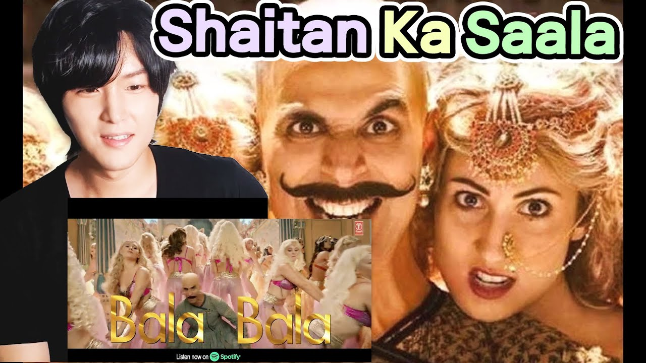 Korean Dost Reacts to Shaitan Ka Saala! | Housefull 4 | Akshay Kumar | Sohail Sen
