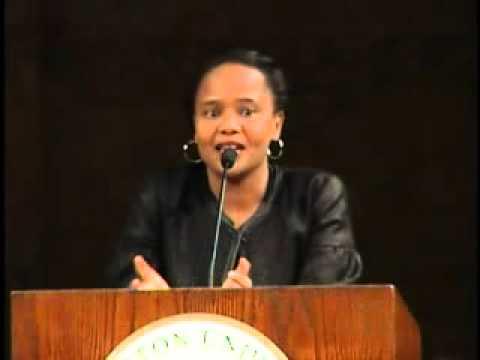 Danticat Morrison Speaks at Princeton University