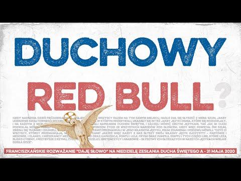 Duchowy Red Bull: Daję Słowo - Zesłanie Ducha Świętego A - 31 V 2020