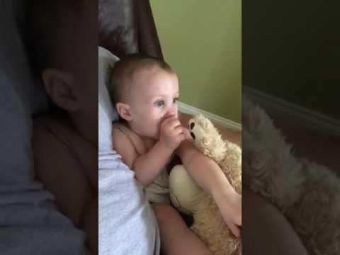Stella watches Oklahoma