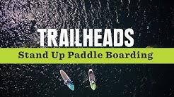REI Trailheads: Is Paddle Boarding hard?