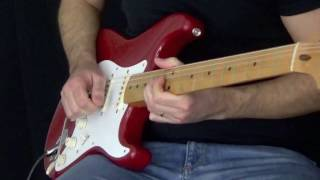Fender Stratocaster American Vintage '57 Reissue - Echoes of Guitars