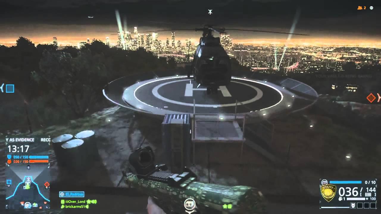 Battlefield Hardline Walkthrough Gameplay Part 12 - The ...