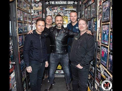 """Blue October 2018 The Machine Shop Flint, MI """"Should Be Loved"""""""