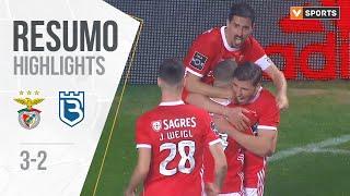 Highlights   Resumo: Benfica 3-2 Belenenses (Liga 19/20 #19)