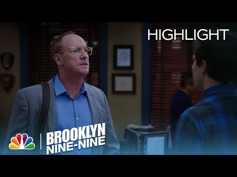 Jake Notices The Change In Detective Lohank | Season 4 Ep. 4 | BROOKLYN NINE-NINE