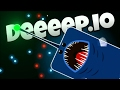Deeeep.io - The Deep Sea Angler Fish! - Let's Play Deeeep.io Gameplay - Deeeep.io New Animal Update