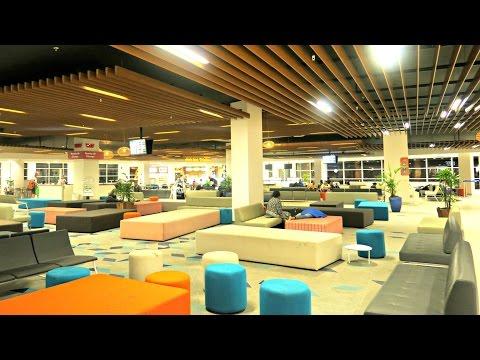 Nadi International Airport International Departure Hall