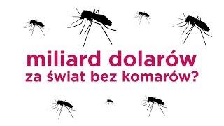 Bill Gates chce zabić (prawie) wszystkie komary