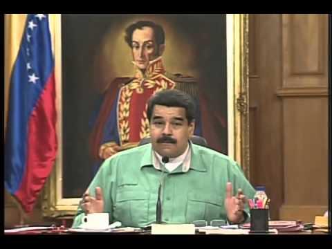 Maduro anuncia que habrá primarias en el PSUV para elecciones diputados 2015