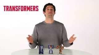 Трансформеры 4: One Step Hasbro A6151